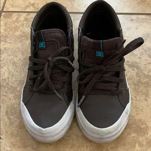 DC High Tops Size 1